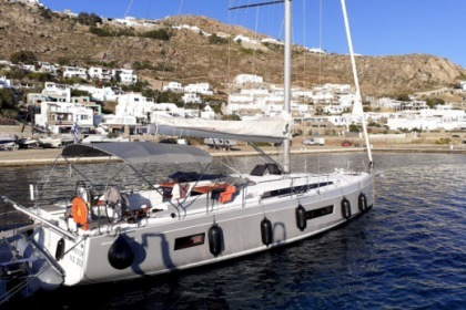 Hire Sailboat Beneteau Oceanis 51.1 Laurium