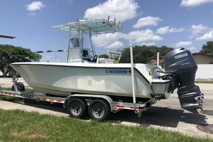 Hire Motorboat Contender 25T Miami