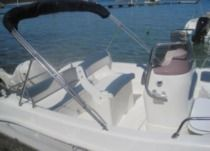 Motorboat Bellingardo Blumax 550 for hire
