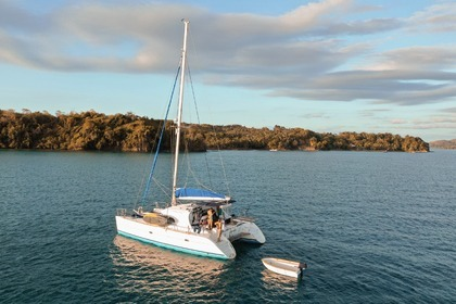 Location Catamaran LAGOON 380 Nosy Be