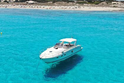 Charter Motorboat Ilver Mirable 41 Offshore Ibiza