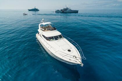 Charter Motor yacht FAIRLINE SQUADRON 59 Seiano