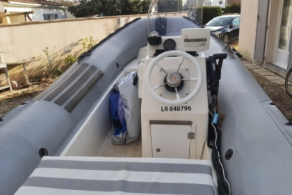 Rental Motorboat CUMI 530 Royan