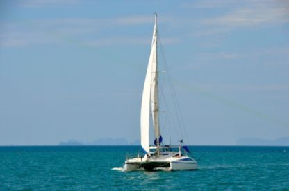 Location Catamaran Custom S/y Swift Province de Phuket