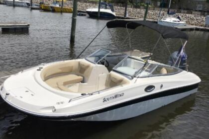 Rental Motorboat Southwind 23 Miami