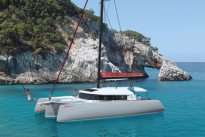 Location Catamaran NEEL 43 La Grande-Motte