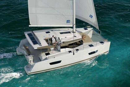 Hire Catamaran FOUNTAINE PAJOT LUCIA 40 Tortola