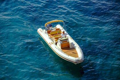 Location Semi-rigide Joker Clubman 26 Positano