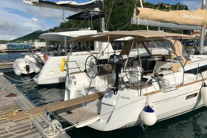 Rental Sailboat JEANNEAU Sun Odyssey 519 with watermaker & A/C - PLUS Saint Thomas