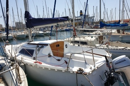 Hire Sailboat Aloa Marine Aloa 25 Toulon