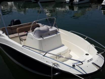 Charter Motorboat Quicksilver Activ 505 Open Port-Valais