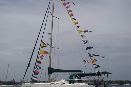 Rental Sailboat Beneteau Oceanis 473 Cancún
