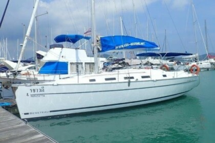 Hire Sailboat Beneteau Cyclades 39.3 Phuket