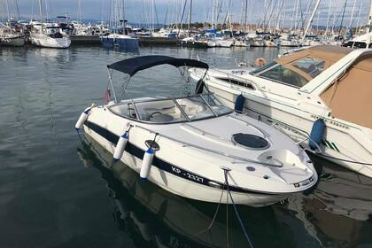 Charter Motorboat Stingray 215 CR Portorož