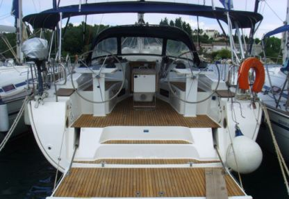 Charter Sailboat Bavaria 45 Cruiser Lefkada