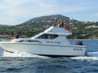 Miete Motorboot Princess 30Ds Hyères