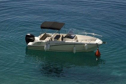Hire Motorboat Quicksilver Activ 675 Open Mimice