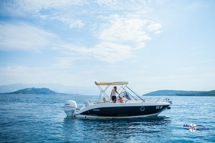 Miete Motorboot Sessa Key Largo 20 Trogir