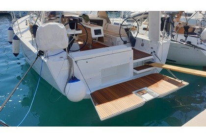 Miete Segelboot Dufour Dufour 430 Grand Large Rogoznica