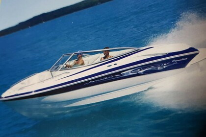 Rental Motorboat Crownline 230 LS Corfu