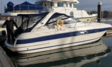 Bavaria 35 Sports Cruiser in Southampton for hire