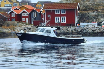 Hire Motorboat Lochin Sports Fisherman Smögen