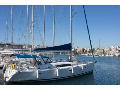 Rental Sailboat Beneteau Oceanis 50 Family Lefkada