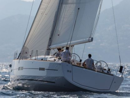 Charter Sailboat Dufour 460 Gl Rome