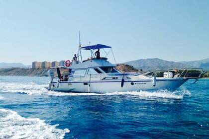 Rental Motorboat GUY COUACH 1400 FLY Valencia