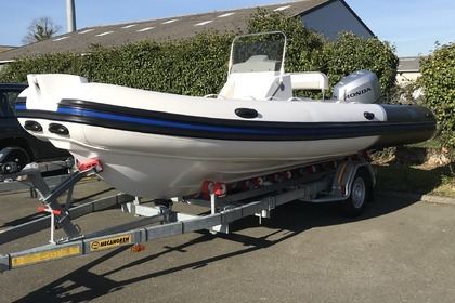 Location Semi-rigide TIGER MARINE 6.20 proline Dinard