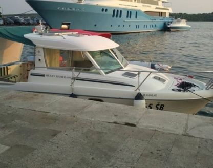 Miete Motorboot Jeanneau Merry Fisher 695 Vodice