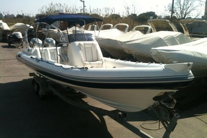 Rental Motorboat Cobra 900 Royal Syvota