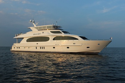 Hire Motor yacht Hargrave Carbon Copy New York