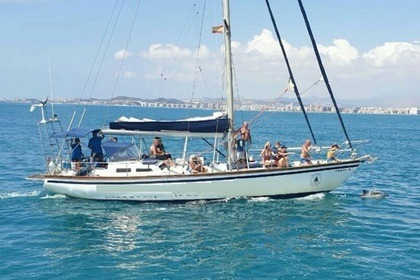 Hire Sailboat Thievent Roc Fuengirola