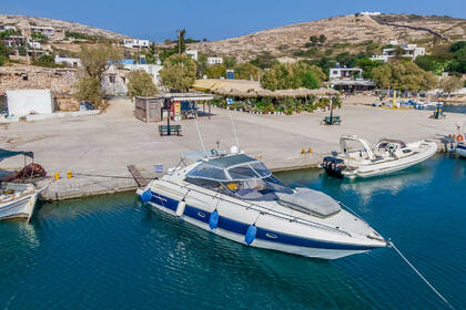 Charter Motorboat Sunseeker Comanche 40 Samos