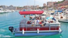 Sunchaser 7516 Rose Without Licence - Port Adriano in Calvià for hire