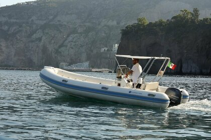 Hire RIB SCANNER NAPOLI 6 Piano di Sorrento
