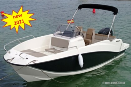 Rental Motorboat Quicksilver Activ 555 Open Ca'n Pastilla