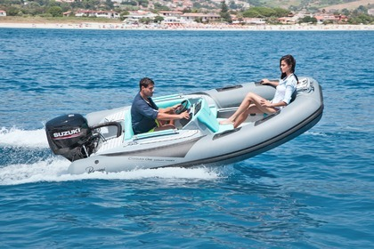 Charter RIB Ranieri Cayman  Y One Luxury 15 HP Cala d'Or