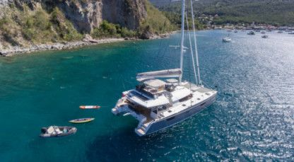 Location Catamaran Fountaine Pajot Ipanema 58 Cannes