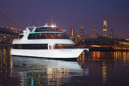 Location Yacht Luxury yacht 110 Philadelphie