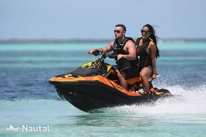 Location Jet-ski Sea-doo Spark HO 2 places Massieux