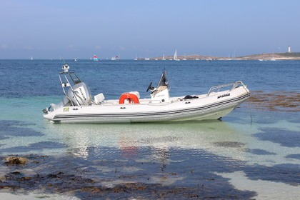Location Semi-rigide Zodiac Pro Open 650 Sainte-Marine