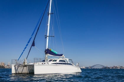 Hire Catamaran Custom Built 43ft Catamaran Sydney