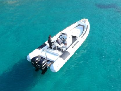 Verhuur RIB Mostro Top Gun 31 Ft Lavrion