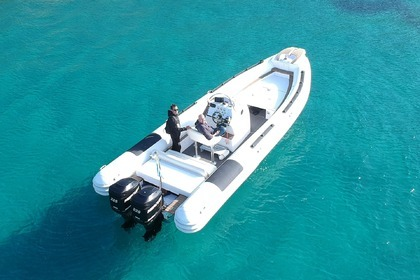 Charter RIB Mostro Top Gun 31 ft Laurium