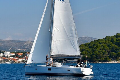 Hire Sailboat Hanse Hanse 455 Milna