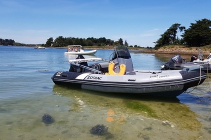 Location Semi-rigide Zodiac Pro open 550 RAID LIMITED Lorient