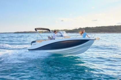 Rental Motorboat Quicksilver Activ 605 Open Punat