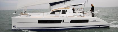 Charter Catamaran Catana 41 Oc With Watermaker Langkawi